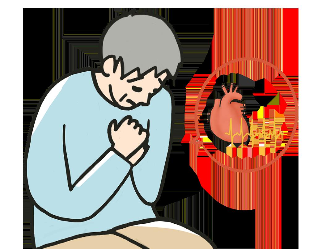 狭心症の原因